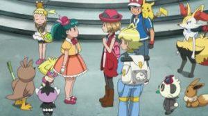 Pokémon XY&Z008 ~ Serena incontra Nenè