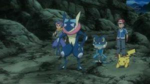 PokémonXY&Z007 ~ Ash e Sanpei