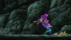 PokémonXY&Z007 ~ Frogadier lotta contro Bisharp