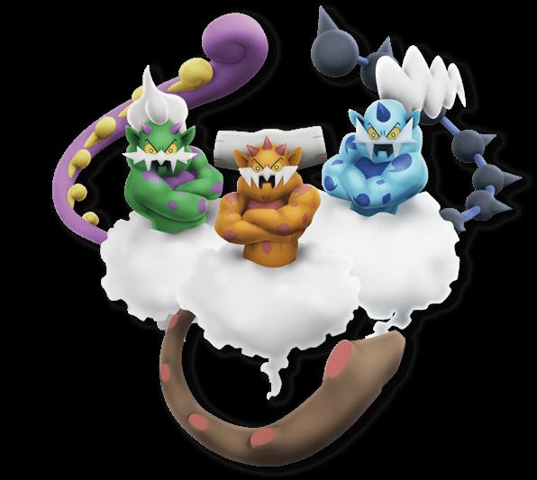 Personaggi | PokéPark 2: il mondo dei desideri - Pokémon ...