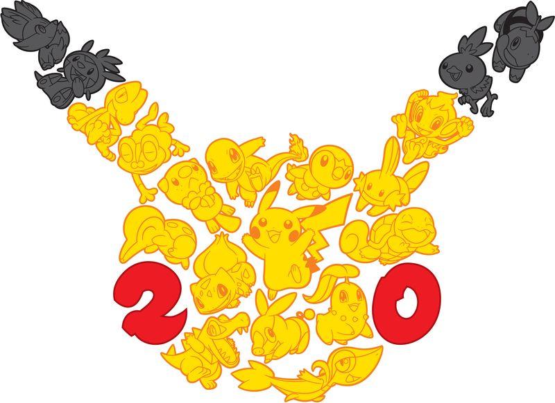 Logo ufficiale 20°