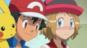 Episodio XYZ012 - Serena ed Ash ricevono la notizia del ballo
