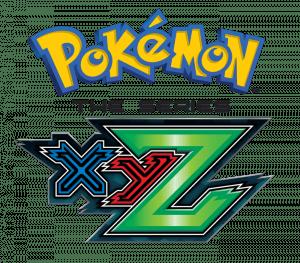 Logo di Pokémon XYZ