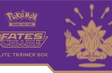 Svelati il logo e l'Elite Trainer Box di XY – Fates Collide!