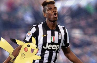 Paul Pogba sfoggia un nuovo look dedicato ai Pokémon!