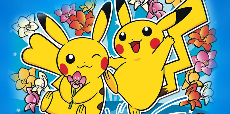 Presto verrà realizzato un disegno floreale di Pikachu di ben 10 metri!