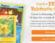 Toys R Us organizza un Pokémon Day per i bambini