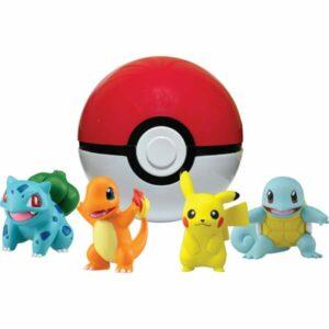 Moncollé Pokémon - Kanto