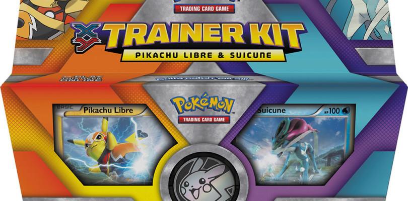 Un nuovo Trainer Kit e delle confezioni speciali in arrivo nei paesi anglofoni!