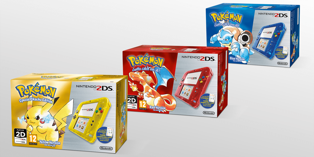 console 2ds speciali