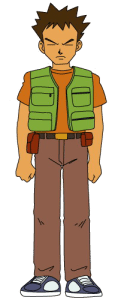 Brock - Indigo League