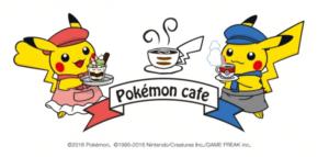 Pokémon Café logo