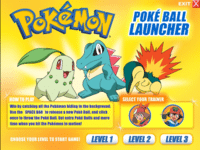 Pokémon Poké Ball Launcher