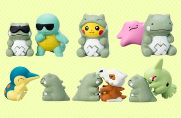 Nei Pokémon Center arrivano nuovi prodotti ed una linea dedicata a Sostituto!