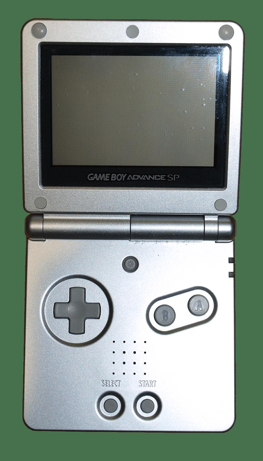 Game Boy Advance SP Pokémon Center Limited Pikachu Edition ...