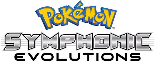 Pokémon: Symphonic Evolutions Logo