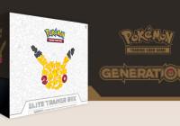 Rivelato il nuovo Elite Trainer Box dell'espansione Generazioni!