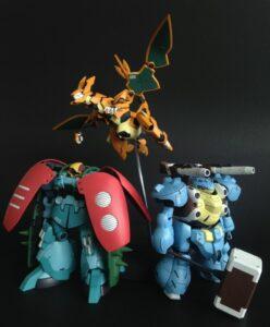 Pokémon Gundam 2