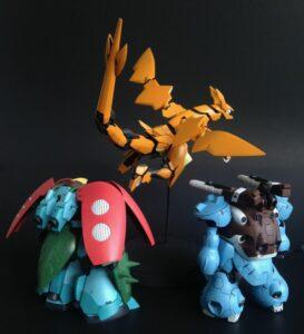 Pokémon Gundam 3