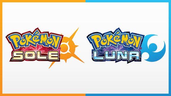 Pokémon Sole e Luna Logo