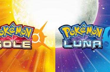 Mostrate le icone del Menu HOME del Nintendo 3DS di Pokémon Sole e Luna!