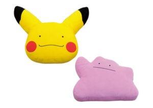 Prodotti Pokémon Center - cuscini ditto