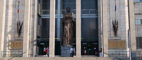 Tribunale di Catania - causa flashcard