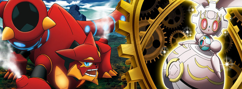 Volcanion e la meraviglia meccanica in arrivo su Google Play, iTunes Store e Amazon Video!