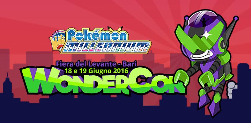 I Pokémon saranno tra i protagonisti al Wondercon 2016 di Bari il 18 e 19 giugno!