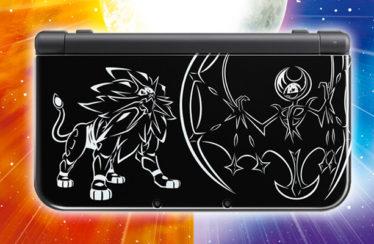 Lo speciale New Nintendo 3DS XL dedicato a Solgaleo e Lunala arriverà in Europa a novembre!