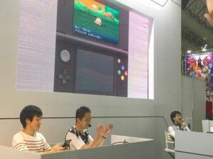 Gameplay di Pokémon Sole e Luna con Masuda