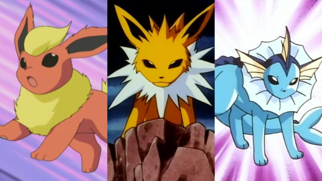 Evoluzioni di Eevee