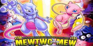 Mewtwo contro Mew film Pokémon