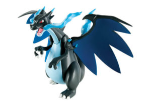 Produtos Pokémon Center - Action Figure MegaCharizard X