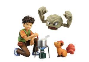 Prodotti Pokémon Center - Figure Brock