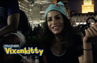 Pokémon GO ha fatto nascere nuove amicizie tra le strade di New York!