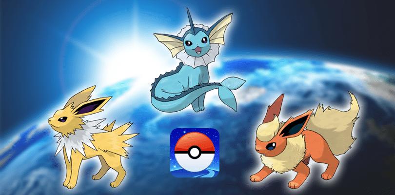 Come ottenere l'evoluzione desiderata di Eevee in Pokémon GO