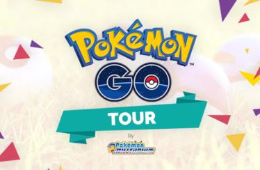 Arriva il Pokémon GO Tour, prima tappa a Roma il 31 luglio!