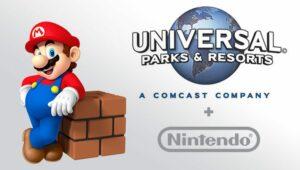 parco nintendo universal