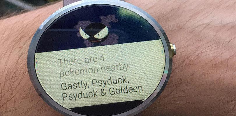 Um novo aplicativo para dispositivos Android introduz em Pokémon notificações ir!
