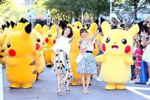 Matsuoka Pikachu Outbreak