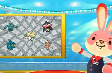 Arrivano Jirachi e quattro nuovi macchinari in Nintendo Badge Arcade!