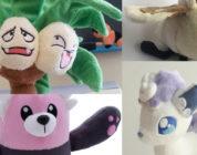 I fan hanno creato tanti peluche dei Pokémon di Alola!