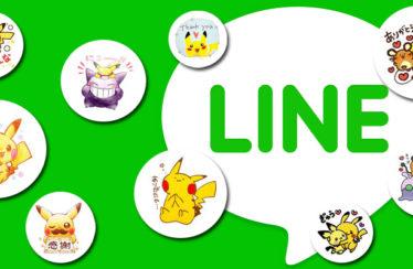 Disponibili su LINE i nuovi, animati e chiassosi stickers di Pikachu