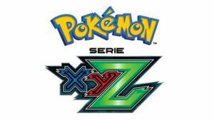 Logo italiano della stagione 19 Pokémon XYZ