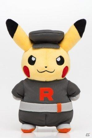 Team rocket pikachu - photo#26