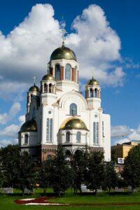 chiesa del sangue russia