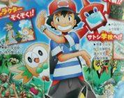 Ash sarà protagonista della serie animata Pokémon ambientata ad Alola!