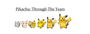 pikachu changing