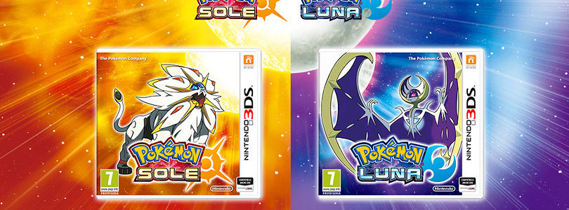 Pokémon Sole e Luna volano a oltre 4,5 milioni di copie vendute negli Stati Uniti!